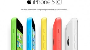 Walmart Selling iPhone 5C at 20% Discount