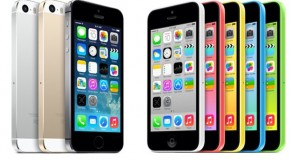 iPhone 5S and 5C Become Official