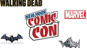 10 Things Not to Miss at New York Comic-Con 2013