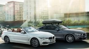 2014 BMW 4-Series Convertible Images Leak