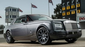 2014 Rolls-Royce Phantom Bespoke Chicane Coupe Becomes Official