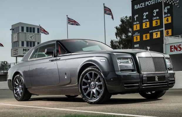 2014 Rolls-Royce Phantom Bespoke Chicane Coupe