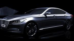 2015 Hyundai Genesis Renderings Are Official