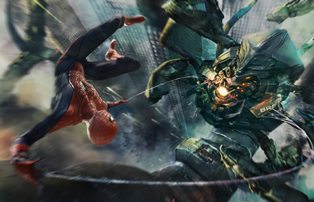 Amazing  Spider  Man  Spider  Slayers