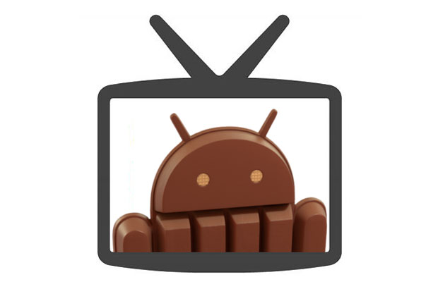 Android KitKat TV