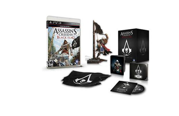 Assassins Creed IV Limited Edition