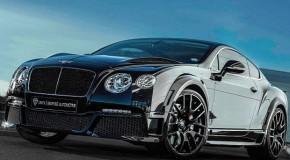 Bentley GTX B Onyx Concept is BHP Beast