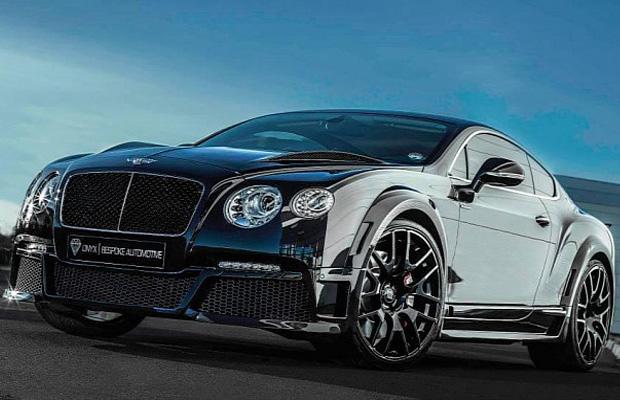 Bentley GTX B Onyx Concept