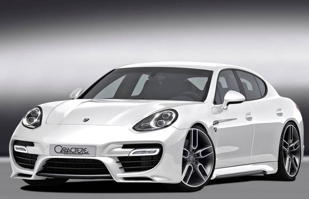 Caractere Exclusive 2014 Porsche Panamera