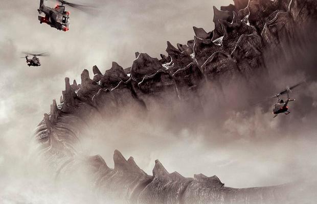 Godzilla Reboot Footage