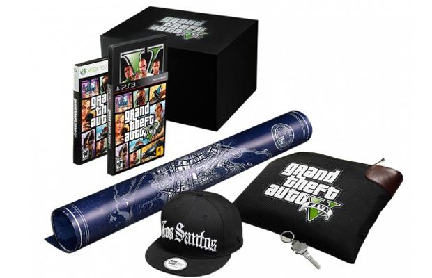 Grand Theft Auto V Collectors Edition