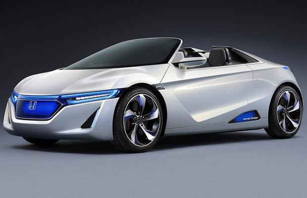 Honda S660 Concept Coming To Tokyo Motor Show