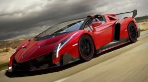 Lamborghini Veneno Roadster Priced at $5 Million