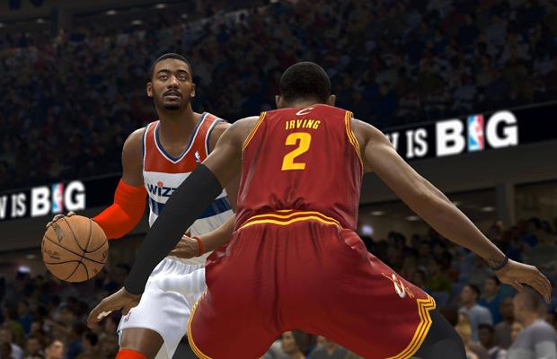 NBA Live 14 PS4