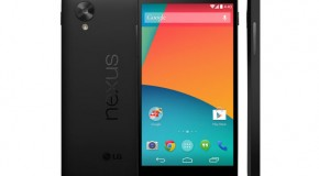 Nexus 5 Google Play Listing Reveals Design and Starting Price
