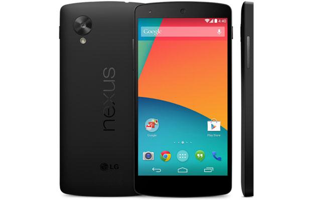 Nexus 5 Design Google Play