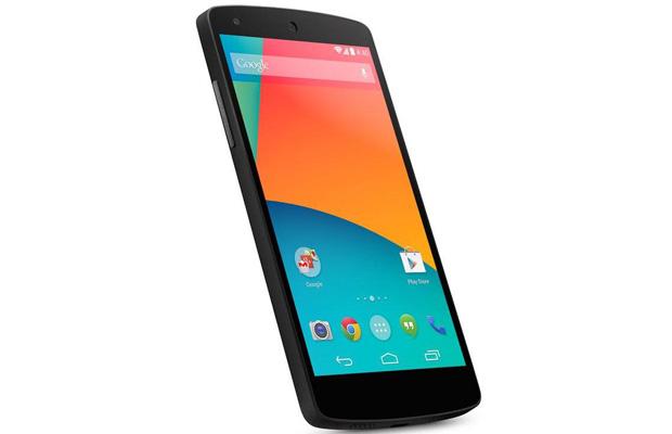 Nexus 5 with Android KitKat
