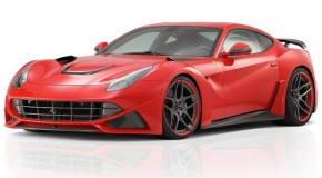 Novitec Rosso N-Largo Ferrari F12 Becomes Official