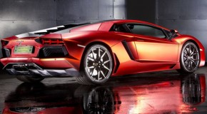 Print Tech Showcases Insane Lamborghini Aventador Paint Job