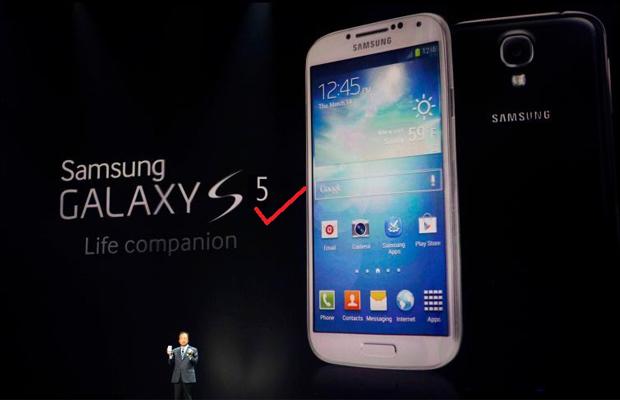 Samsung Galaxy S5 CES 2014