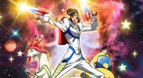 'Space Dandy 'Boldly Broadcasting on Toonami Before Airing in Japan