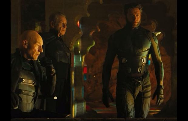 X-Men Days of Future Past Screens