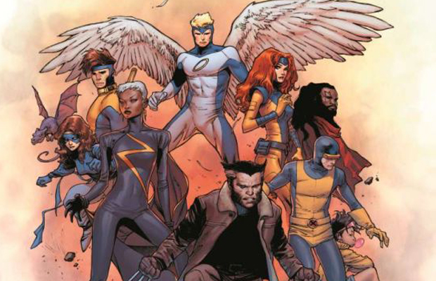X-Men Gold No 1 Cover