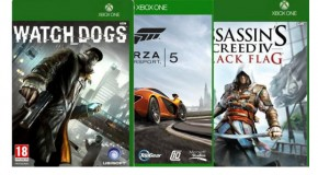 Microsoft Offering $10 Gift Cards for Pre-Ordering Xbox One Games