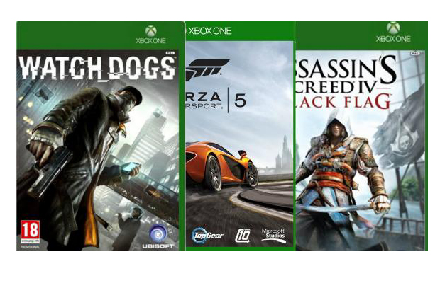 Xbox One Games Gift Card - Gift Ideas