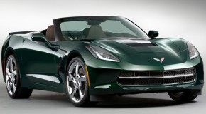 2014 Corvette Stingray Premiere Edition Revealed and Priced