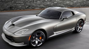 2014 SRT Viper FTA Anondized Carbon Edition Becomes Official
