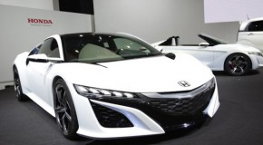 2017 Honda NSX Roadster Confirmed
