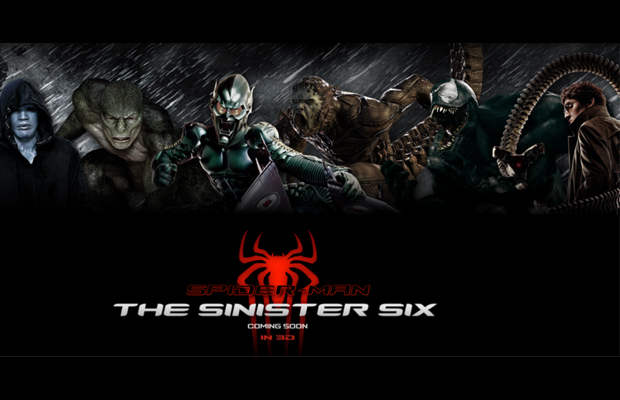 Amazing Spider-Man Sinister Six