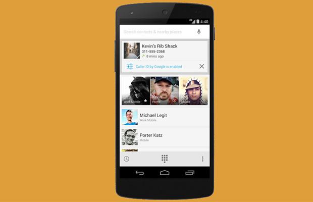 Android KitKat Google Plus