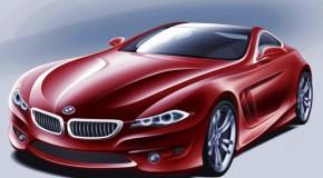 BMW Concept 9-Series GT Gets Rendered