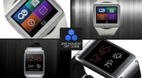 2013 Holiday Gift Guide: The 5 Best Smartwatches