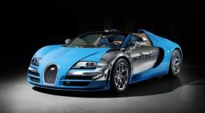 Special Edition Bugatti Veyron Legend Meo Constantini Unwrapped