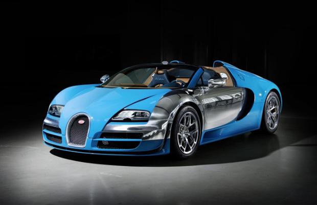 Bugatti Beyron Legend Meo Constantini