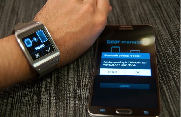 Galaxy Gear Watches