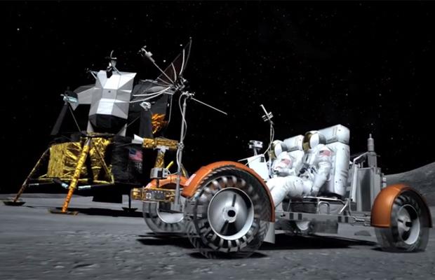 Gran Turismo 6 Space Racing