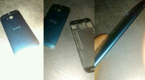 Photos of HTC's New Flagship M8 Phone Leak