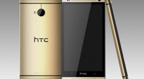 Gold HTC One Being Offered Internationally for $800