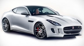 Jaguar F-Type Coupe Unveiled at 2013 Tokyo Motor Show