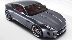 Jaguar F-Type Coupe Set for Los Angeles Auto Show Debut