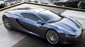 Maserati Bora Gets the Rendering Treatment