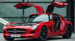 Mercedes SLS AMG GT Final Edition to be Last Production Model