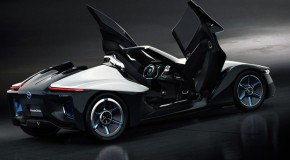 Nissan BladeGlider Concept is the Future of Electric Sports Cars