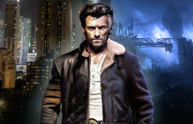 Wolverine Days of Future Past Poster
