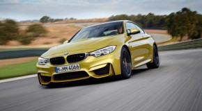 2014 BMW M3 & BMW M4 Images Leak