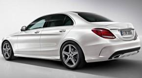 2014 Mercedes-Benz C-Class AMG Details & Photos Surface